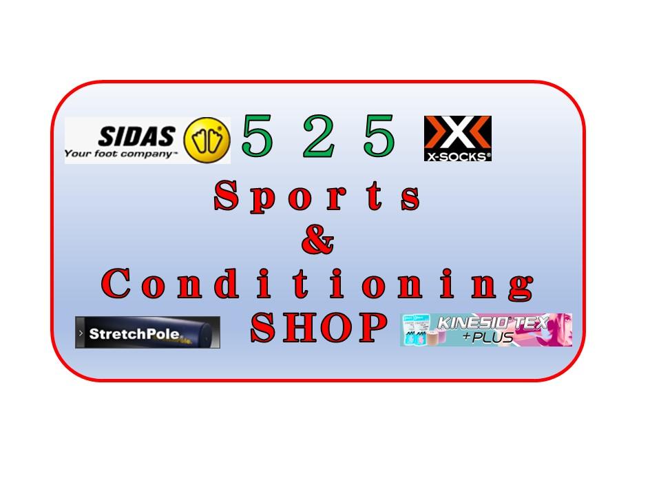 スポーツ&コンディショニングショップ 525
